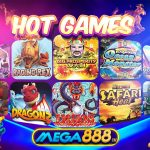 Play the Best Slots Readily Available on Mega888
